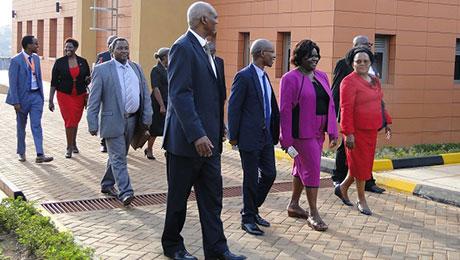 IUCEA Meeting Held In Kampala, Uganda 2018